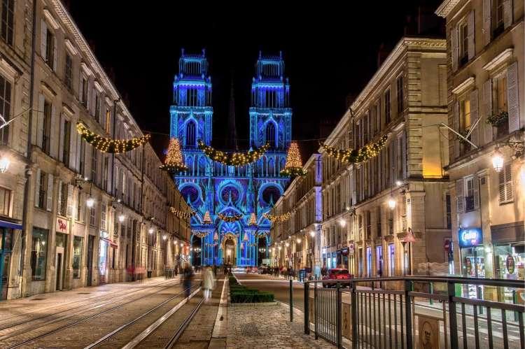 lourymage - Cathédrale en bleu