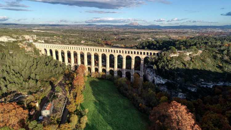 lourymage - aqueduc de roquefavour