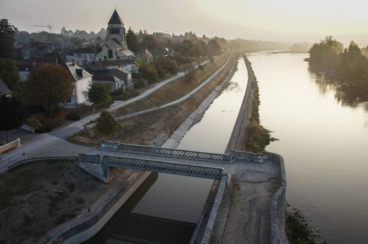 lourymage - bord de Loire