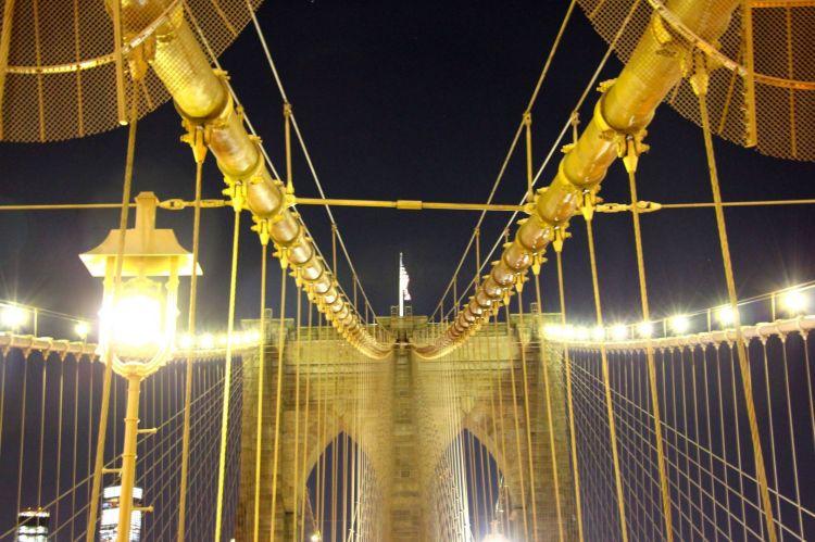 lourymage - pont de Brooklyn