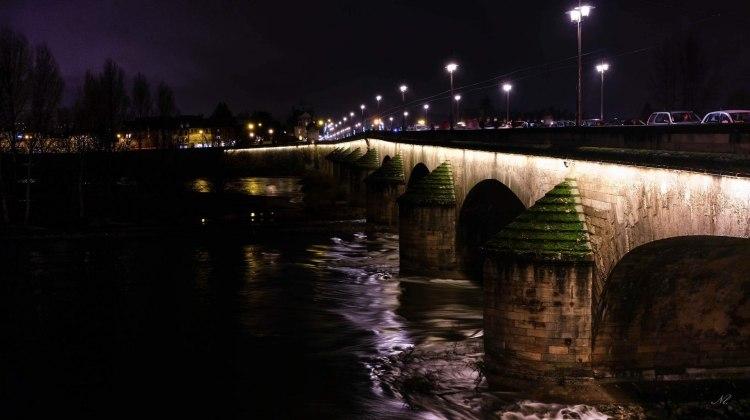 "lourymage - Pont Georges V ""Orléans"""