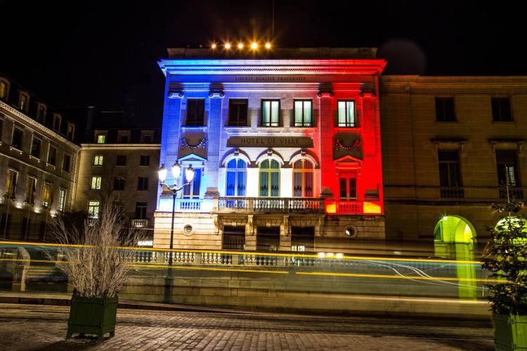 lourymage - La Mairie d'Orléans