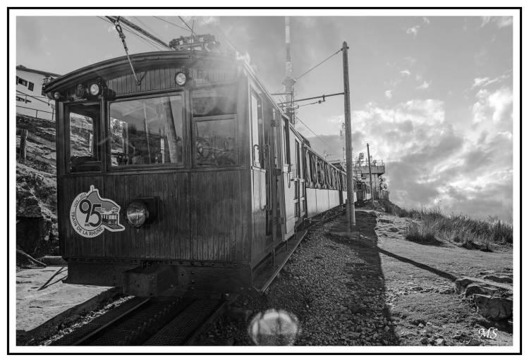 lourymage - Train de la Rhune