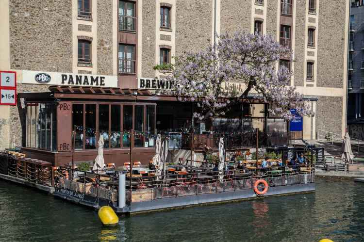 lourymage - Bassin de la Villette