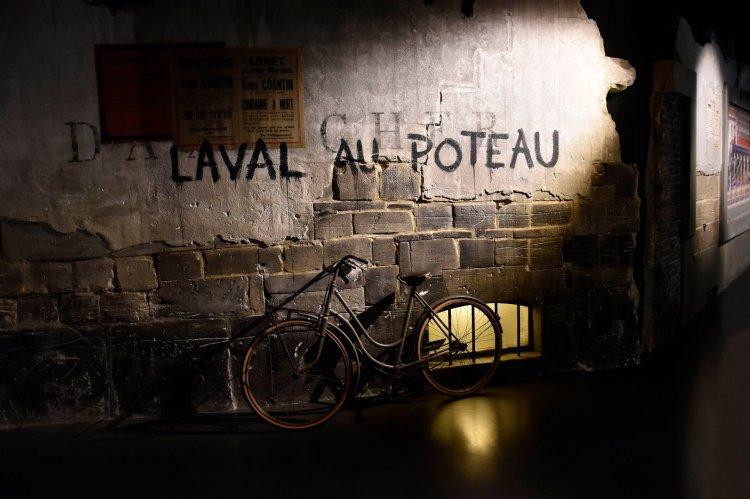 Lourymage - Laval au poteau