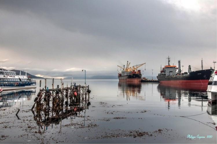 Lourymage - Port d'Ushuaia