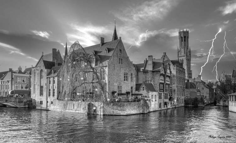 Lourymage - Bruges